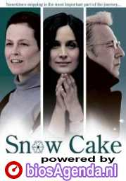 Poster Snow Cake (c) A-Film Distributie