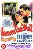Poster Heaven Can Wait