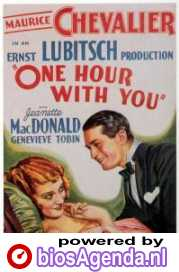Poster One Hour With You