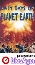 Poster The Last Days of Planet Earth