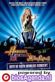 Poster Hannah Montana/Miley Cyrus: Best of Both Worlds Concert Tour (c) 2008 Walt Disney Pictures