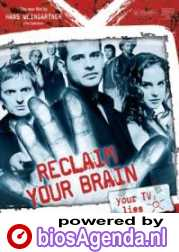 Poster Reclaim your Brain (c) Cinemien