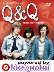DVD-hoes Q & Q Kunst en vliegwerk