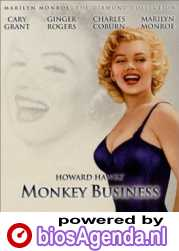 Poster Monkey Business (c) 20th Century Fox