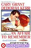 Poster An Affair to Remember