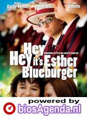 Poster Hey Hey It's Esther Blueburger