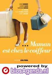 Poster Maman est chez le coiffeur
