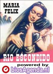 Poster Rio Escondido