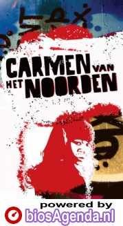 Carmen van het noorden poster, © 2009 Benelux Film Distributors