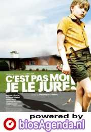 C'est pas moi, je le jure! poster, copyright in handen van productiestudio en/of distributeur