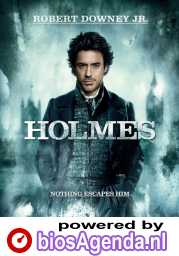 Sherlock Holmes poster, copyright in handen van Warner Bros. Pictures International Holland BV