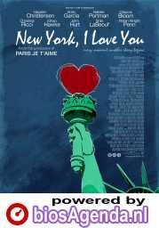 New York, I Love You poster, © 2009 Paradiso