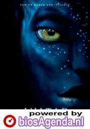 Avatar poster, copyright in handen van productiestudio en/of distributeur