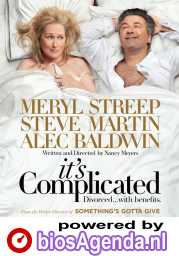 It's Complicated poster, © 2009 Universal Pictures