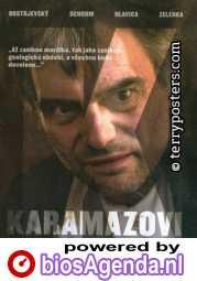 The Karamazovs poster, copyright in handen van productiestudio en/of distributeur