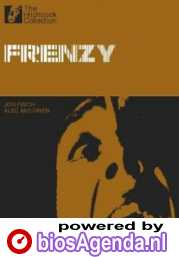Frenzy poster, copyright in handen van productiestudio en/of distributeur