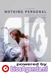 Nothing personal poster, copyright in handen van productiestudio en/of distributeur