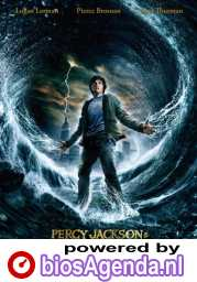 Percy Jackson & the Olympians: The Lightning Thief poster, copyright in handen van productiestudio en/of distributeur