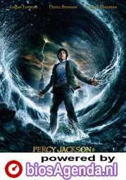 Percy Jackson & the Olympians: The Lightning Thief poster, copyright in handen van productiestudio en/of distributeur