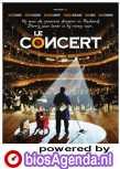Le concert poster, © 2009 Cinéart