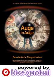 Auge in Auge - Eine deutsche Filmgeschichte poster, copyright in handen van productiestudio en/of distributeur