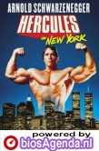 Hercules in New York poster, copyright in handen van productiestudio en/of distributeur
