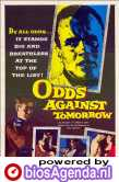 Odds Against Tomorrow poster, copyright in handen van productiestudio en/of distributeur