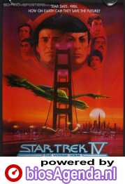 Star Trek: The Voyage Home poster, copyright in handen van productiestudio en/of distributeur