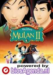 Mulan II poster, copyright in handen van productiestudio en/of distributeur