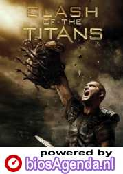 Clash of the Titans poster, © 2010 Warner Bros.