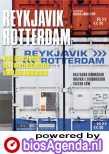 Reykjavik-Rotterdam poster, copyright in handen van productiestudio en/of distributeur