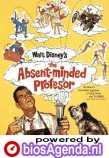 The AbsentMinded Professor poster, copyright in handen van productiestudio en/of distributeur