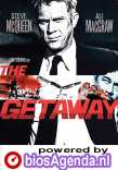 The Getaway (1972) poster, copyright in handen van productiestudio en/of distributeur