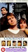 Courting Courtney poster, copyright in handen van productiestudio en/of distributeur