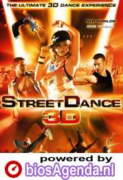 StreetDance 3D poster, copyright in handen van productiestudio en/of distributeur