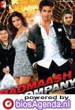 Badmaash Company poster, copyright in handen van productiestudio en/of distributeur