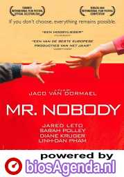 Mr. Nobody poster, copyright in handen van productiestudio en/of distributeur
