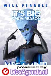 Megamind poster, copyright in handen van productiestudio en/of distributeur