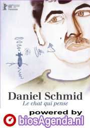 Daniel Schmid - Le chat qui pense poster, copyright in handen van productiestudio en/of distributeur
