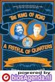 The King of Kong poster, copyright in handen van productiestudio en/of distributeur