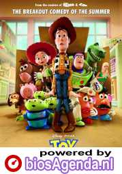 Toy Story 3 poster, © 2010 Walt Disney Pictures