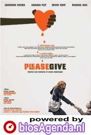 Please Give poster, © 2010 Sony Pictures Releasing