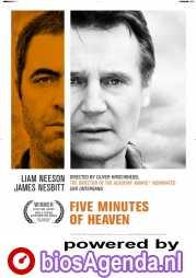Five Minutes of Heaven poster, © 2009 Benelux Film Distributors