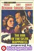 The Inn of the Sixth Happiness poster, copyright in handen van productiestudio en/of distributeur