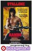 Rambo: First Blood Part II poster, copyright in handen van productiestudio en/of distributeur