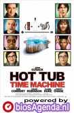 Hot Tub Time Machine poster, copyright in handen van productiestudio en/of distributeur