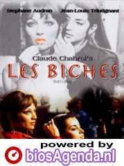 Les biches poster, copyright in handen van productiestudio en/of distributeur