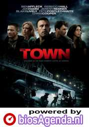 The Town poster, © 2010 Warner Bros.