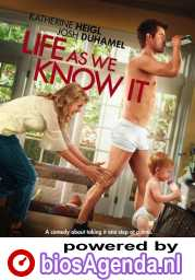 Life as We Know It poster, copyright in handen van productiestudio en/of distributeur