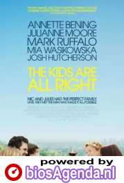 The Kids Are All Right poster, © 2010 A-Film Distribution